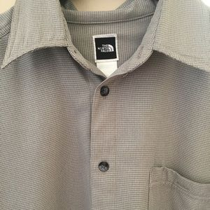 The North Face Button Up
